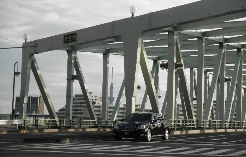「相生橋の塗り替え」