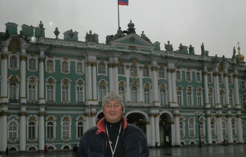 ロシアの旅