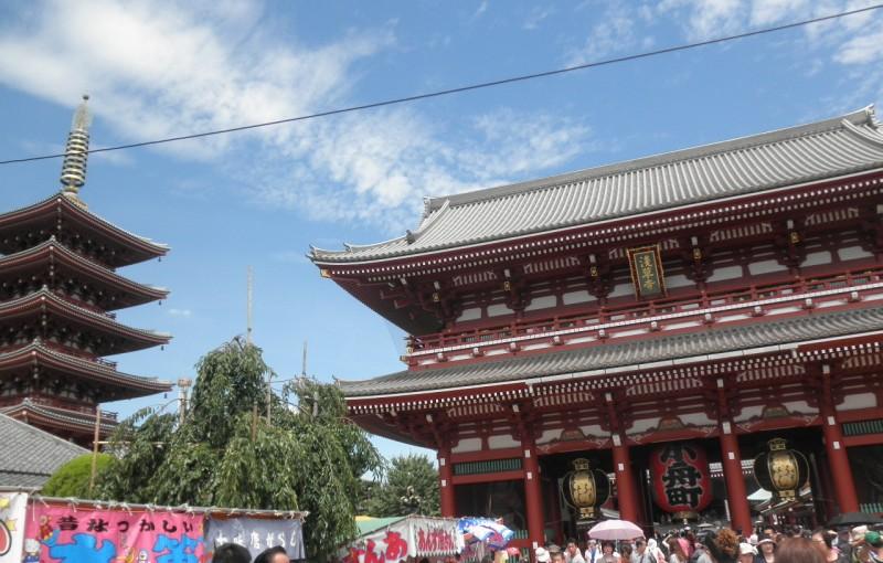 「浅草寺」
