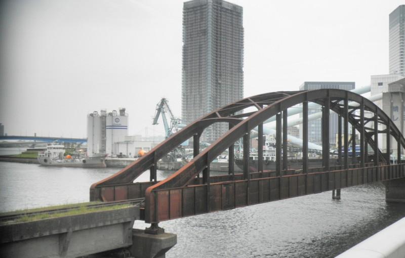 隅田川風景