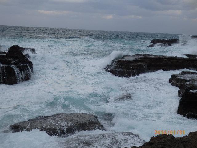「能登の海」