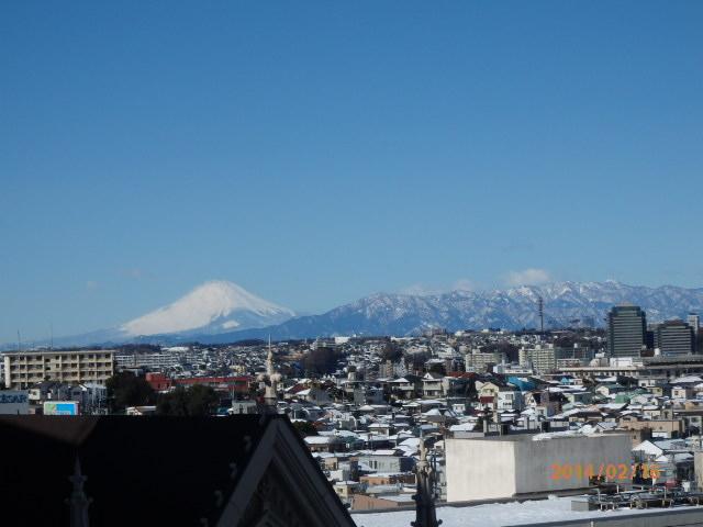 「美しい富士山」