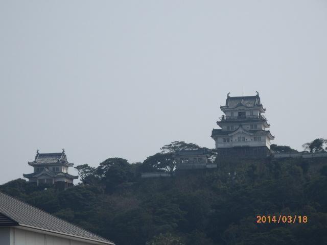 「平戸城」
