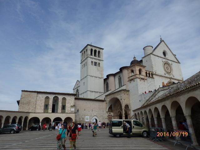 「聖フランチェスコ修道院」
