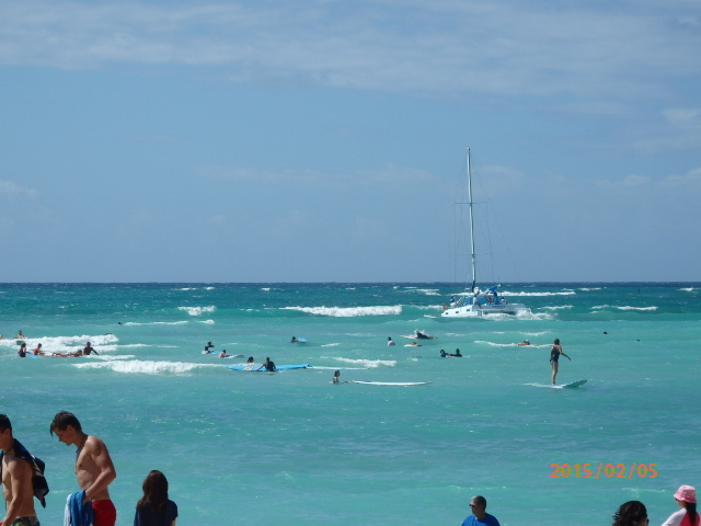 「ハワイの旅、後記」