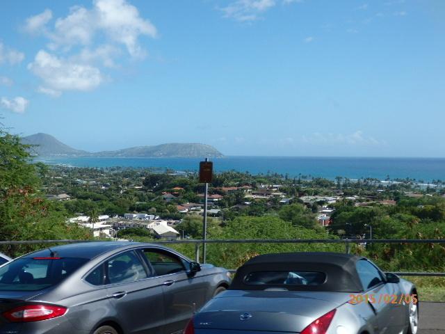 「ハワイの高級住宅地」
