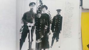 ニコライ皇帝家族