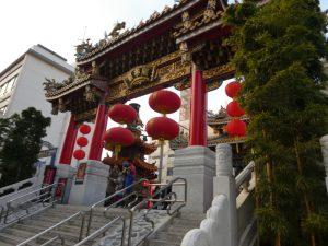 中華街5関帝廟