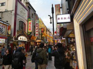 中華街3竜