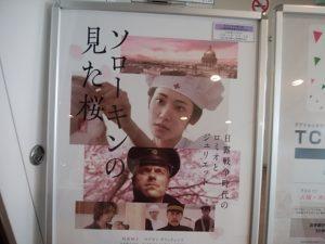 映画クローキンの見た桜