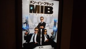 映画MIB